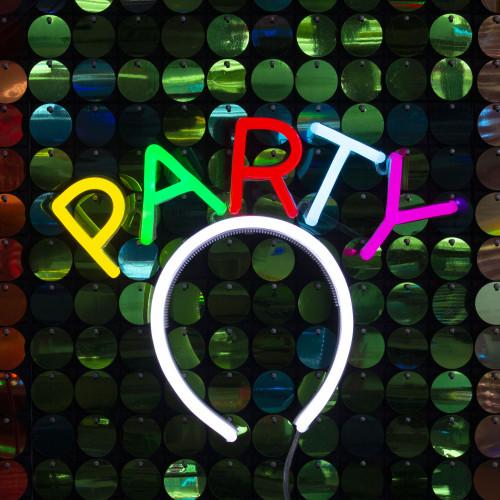LED Neon Headwear